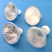 HALOGEN BULBS, MR-13, MR-16